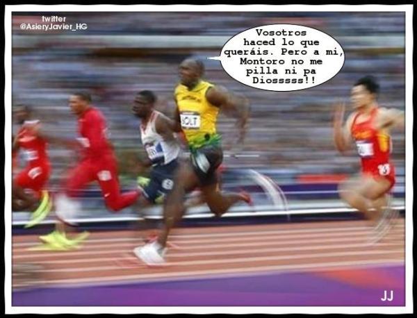 El secreto de la velocidad de Ussain Bolt