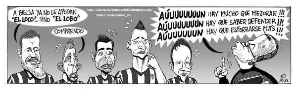 Los de Bielsa se juegan seguir en Europa hoy ante el Lyon