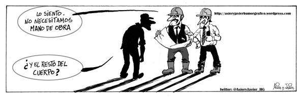 La EPA se convierte en la esquela del empleo