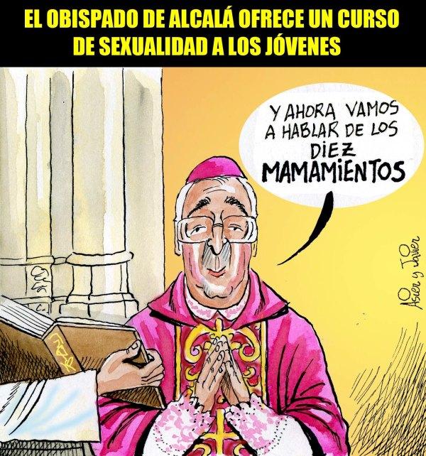El obispado de Alcalá dará cursos de sexualidad