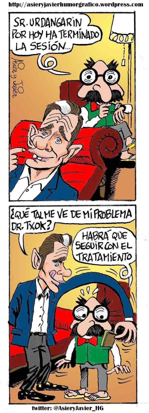 Urdangarin y el Doctor Txok, Palma Arena, Nóos, Cristina, Borbón, Corrupción