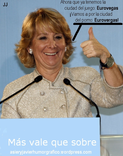 ¡Viva Eurovegas!
