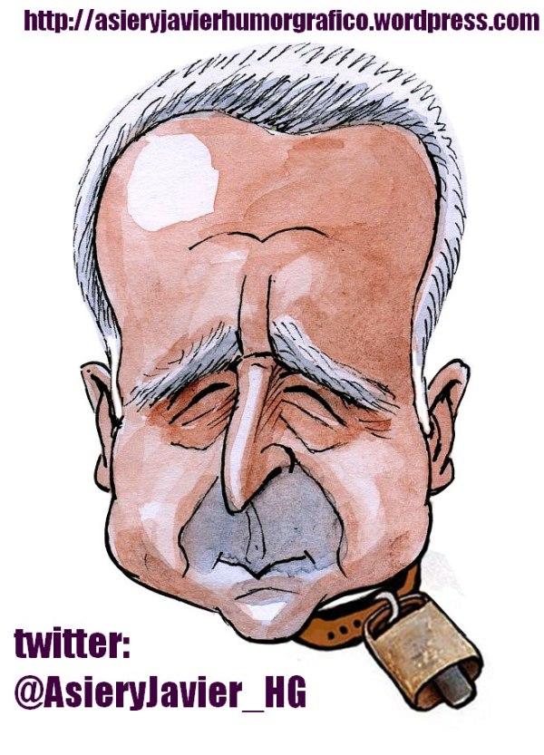 Ortega Cano, Cencerro de la Semana