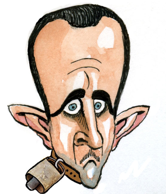 Bashar-el- Assad-Siria