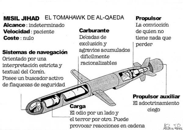 Al-Qaeda también posee misiles y los ha usado hoy en Peshawar y Nairobi
