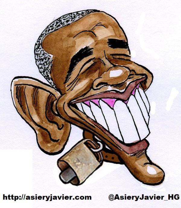 Barak Obama, Cencerro Comandante en Jefe de los Nobel de la Paz