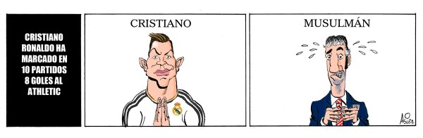 El Athletic juega hoy en Territorio Cristiano