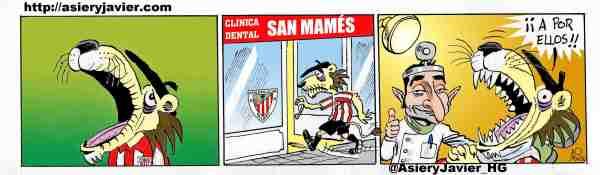 Valverde quiere que el Athletic vuelva a morder en San Mamés
