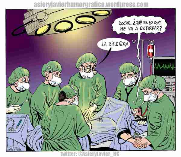 La sanidad pública cada vez es más privada