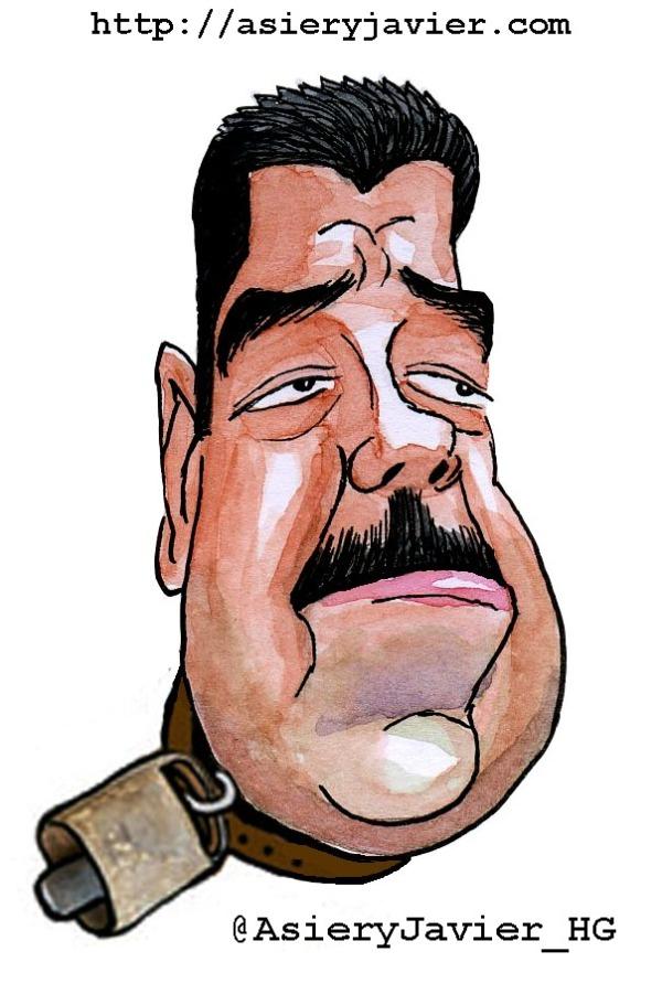 Nicolás Maduro, Cencerro Bolivariano
