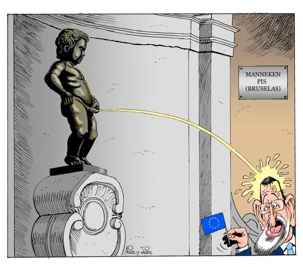 Bruselas enfría el optimismo de Rajoy