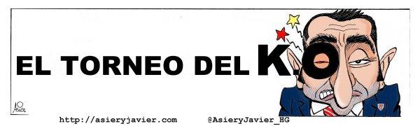 El Athletic trendrá que recuperarse del KO de Vigo