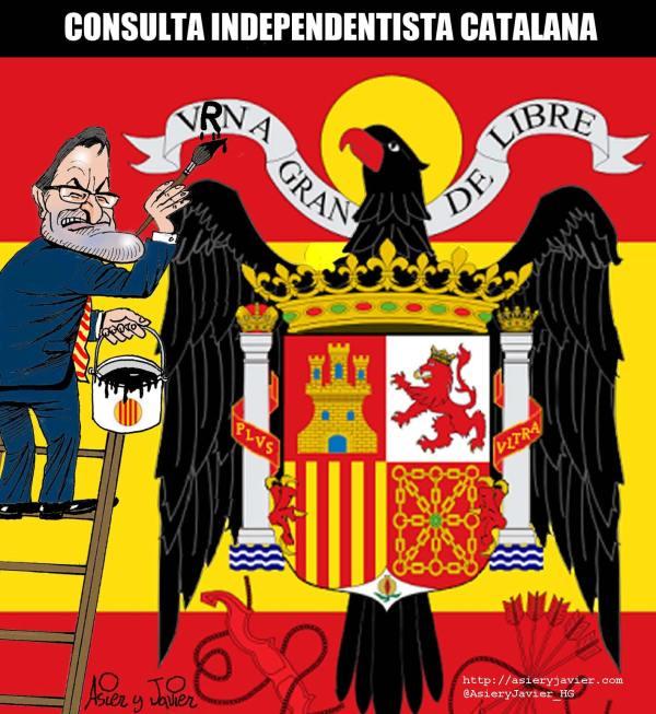 Mas insiste en la consulta en Cataluña