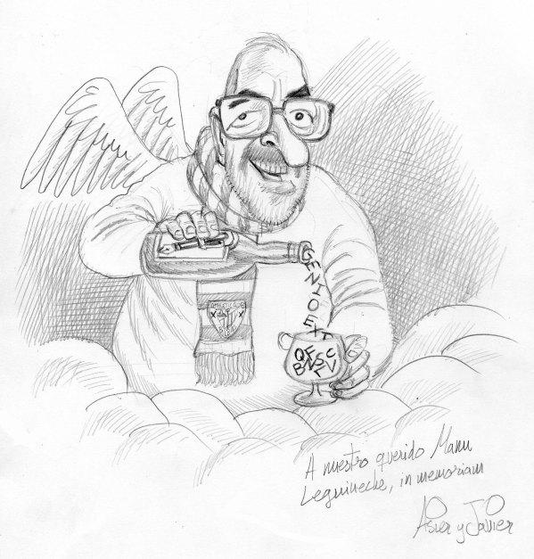 A Manu Leguineche, periodista total