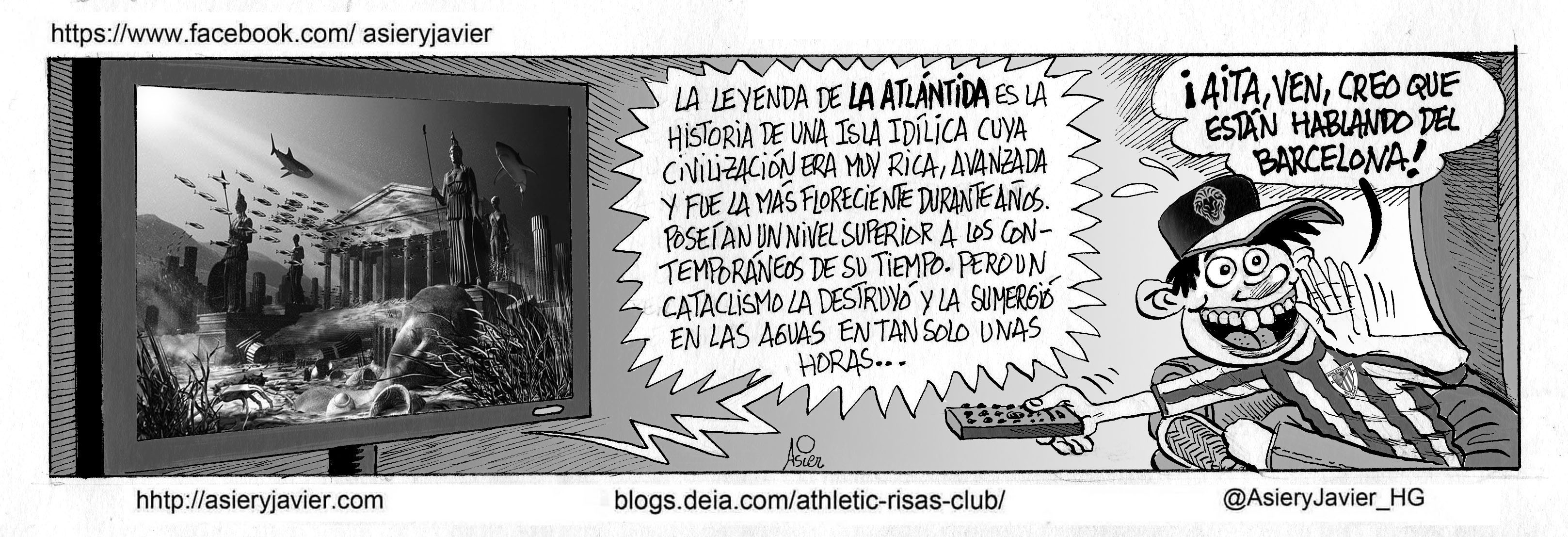 El Athletic ante un Barcelona en crisis