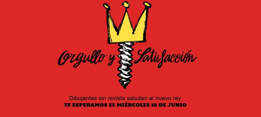 Orgullo y Satisfacción, la publicación de compara online editada por los dibujantes dimitidos de El Jueves
