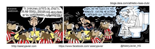 El Athletic invoca al espíritu del juego del año pasado para salir del bache liguero