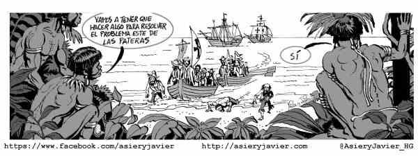 El 12 de octubre se celebra el descubrimiento de América por Cristóbal Colón