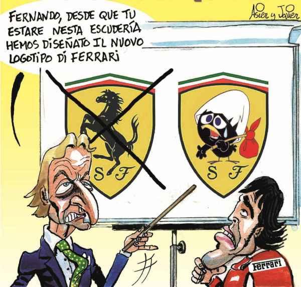 Montezemolo confirma que Alonso deja Ferrari