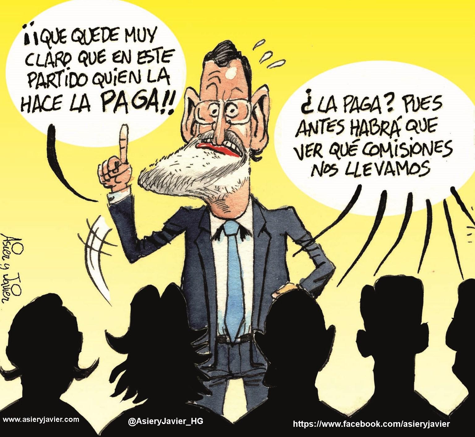 El jueves asier y javier un blog de risa - Casos de corrupcion en espana actuales ...