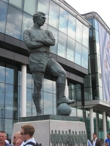 Bobby Moore y Wembley (Londres)