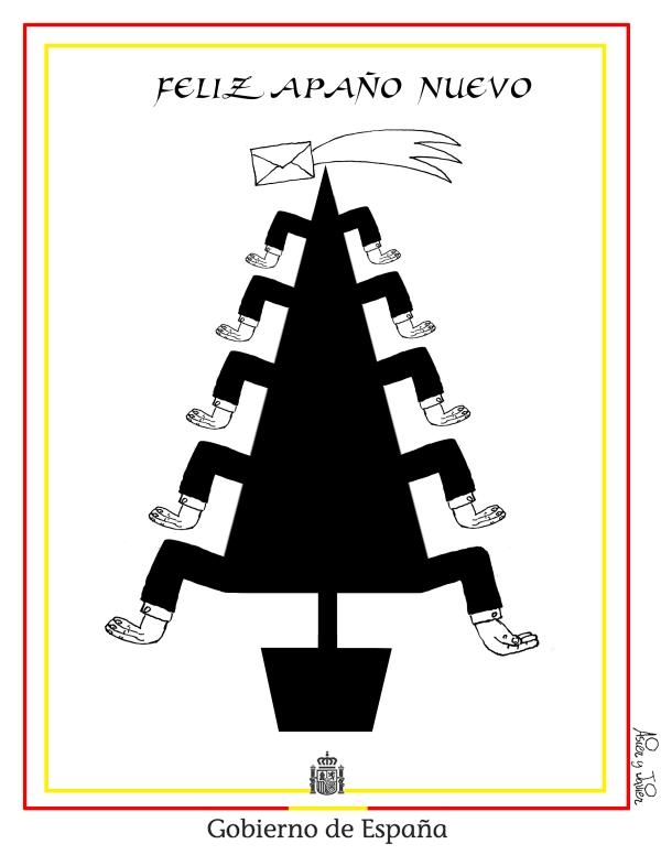 La postal de Navidad del Gobierno