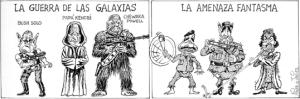 Viñeta publicada en Diario 16 en el año 2000.