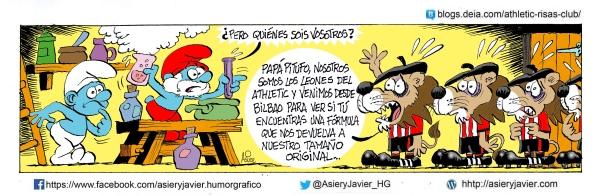 Los leones del Athletic, a crecer en Villarreal