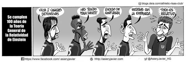 La derrota liguera del Athletic ante el Granada en Los Cármenes, difícil de relativizar