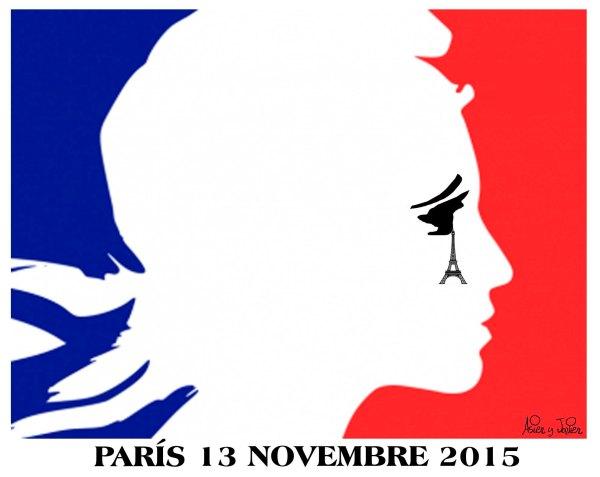 París, 13 de noviembre
