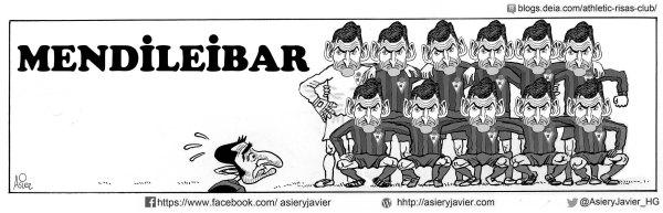El Athletic recibe en San Mamés en Liga al complicado Eibar de Mendilibar
