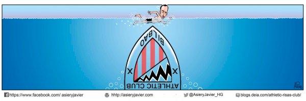 Un Athletic que muerde esperal al Valencia de Neville en San Mamés para la eliminatoria de Europa League