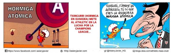 """El Athletic de """"Txingurri"""" Valverde sigue su racha de triunfos en Gijón"""