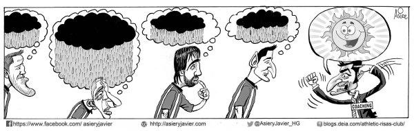 El Athletic debe recuperar la moral para recibir al Rayo Vallecano