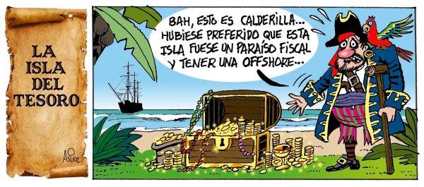 Lo piratas de los Papeles de Panamá lo hacen mejor que sus precursores