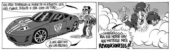 Un Athletic con más revoluciones viaja a Las Palmas a puntuar