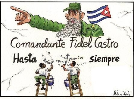Muere uno de los personajes más influyentes del siglo XX: Fidel Castro