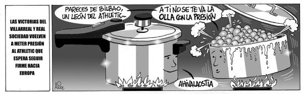 El Athletic se enfrenta hoy en Balaídos al Celta y a la presión por mantenerse en Europa