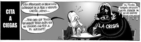 El Athletic quiere presentarle la crisis a la Real hoy en San Mamés