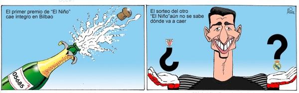 """El Athletic recibe al Alavés en Liga el día siguiente a que cayera """"El Niño"""" en Bilbao"""