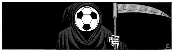 La muerte tiñó de luto lo que debió ser una fiesta del fútbol en San Mamés