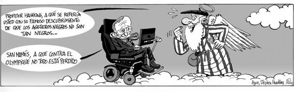 San Mamés y Stephen Hawking confían en la remontada del Athletic ante el Olympique de Marsella