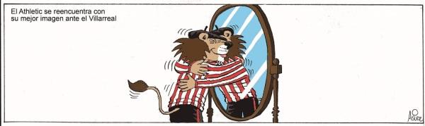 El Athletic recupera su identidad en Villarreal